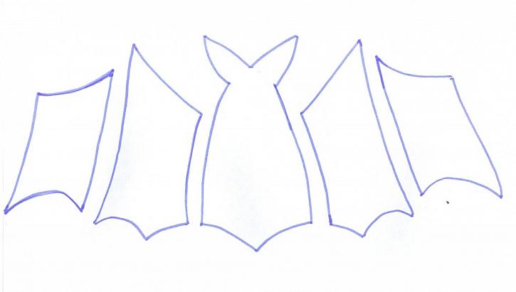 Dušičky se blíží, pojďme si vyrobit strašidelnou dýni s netopýrem