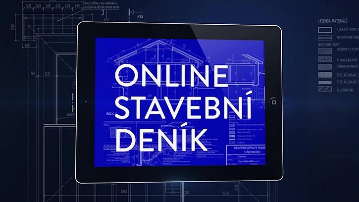 Online stavební deník – záchrana pro stavební firmy i jednotlivce