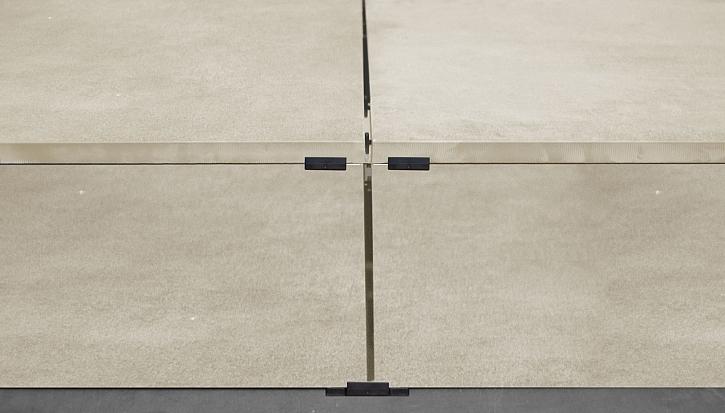 Set ARKIMEDE vyřeší realizaci boční pohledové strany terasy (Zdroj: HPI-CZ)