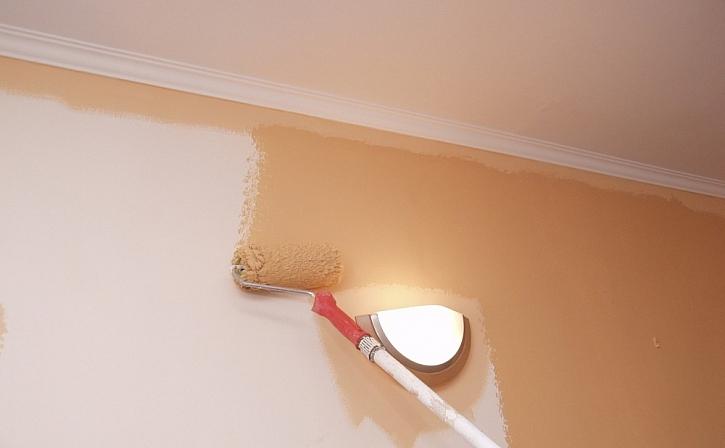 Dekorativní malování stěn