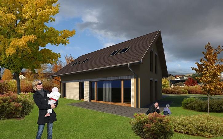 SKELETSYSTEM GOLDBECK – novinka pro stavby rodinných domů