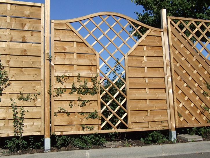 Stavba plotu a s tím spojená legislativa