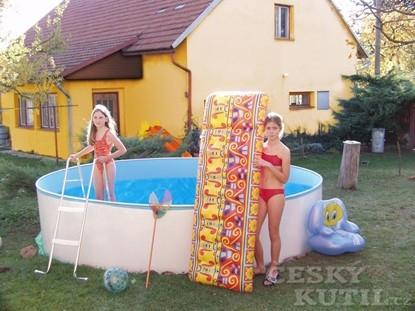 Bazén – příjemné letní osvěžení