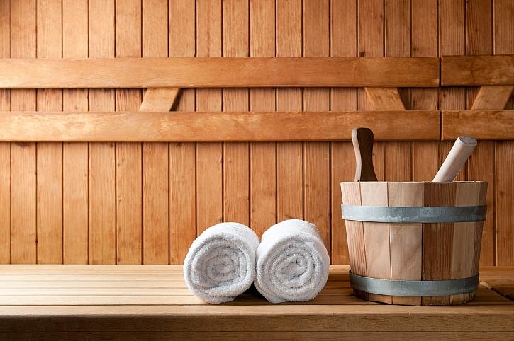 Saunové zařízení a saunové rituály vám zlepší zdraví a kondici (Zdroj: Depositphotos)