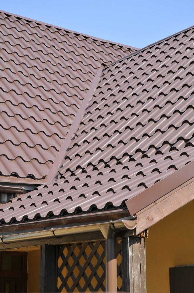 Výhody plechových střech