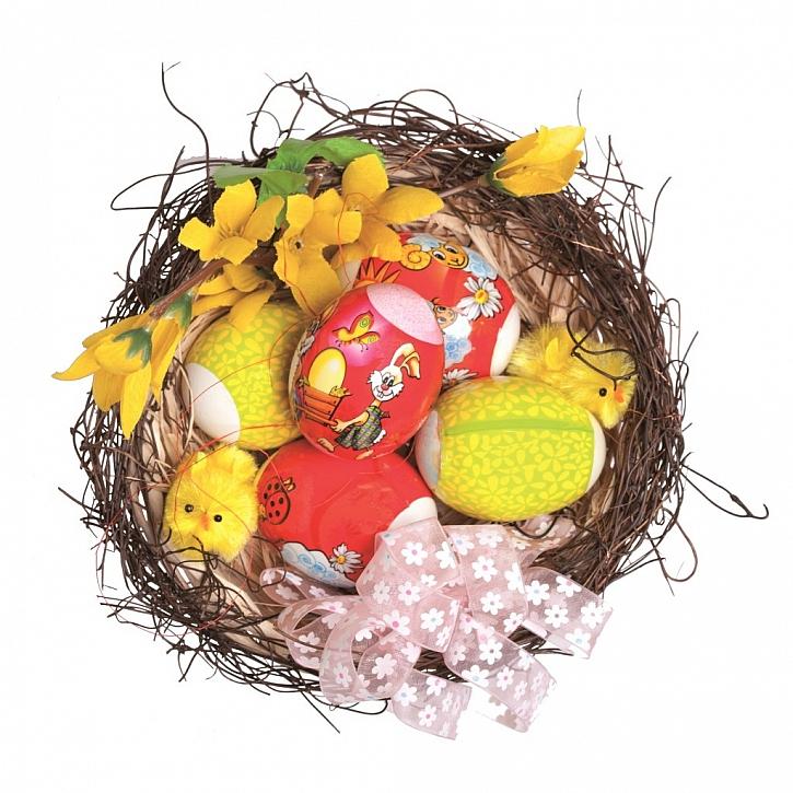 Ozdobená velikonoční vejce snadno a rychle