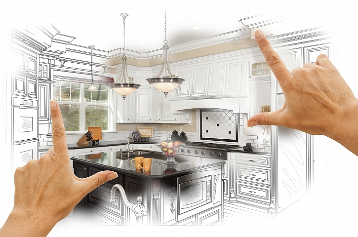 Navrhněte si novou kuchyň online (skoro) jako profesionál (Zdroj: Depositphotos)