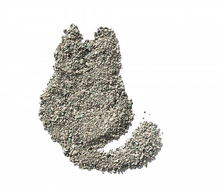Bentonitové stelivo