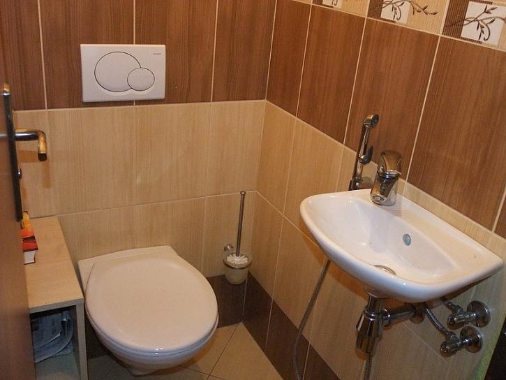 Ytong-koupelna s novým půdorysem