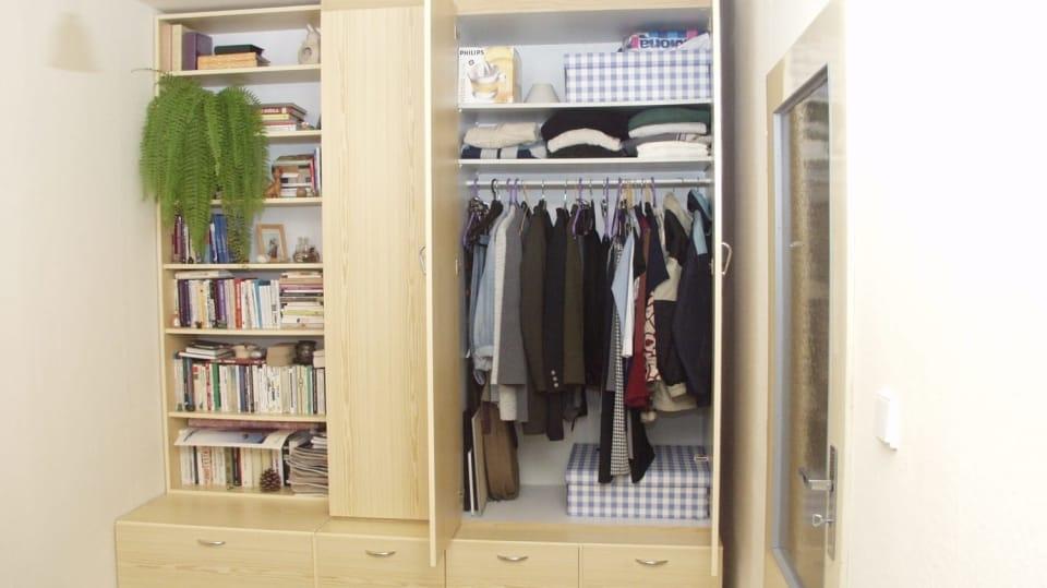 Jak udělat úložný prostor pod skříní aneb Vdechněte staršímu nábytku nový život