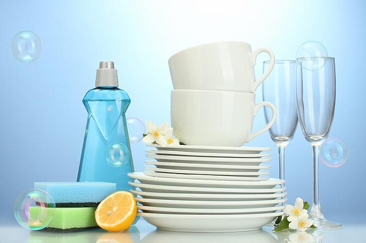 Vyrobte si doma bio čisticí prostředky (Zdroj: Depositphotos)