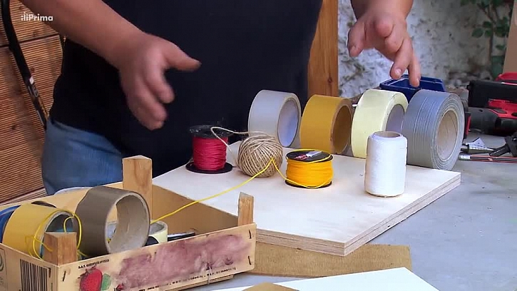 Výroba držíku do dílny