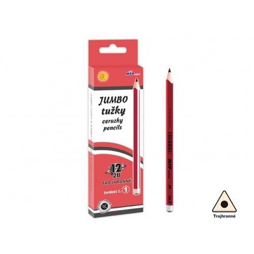 MFP tužka M č.1 JUMBO triangular