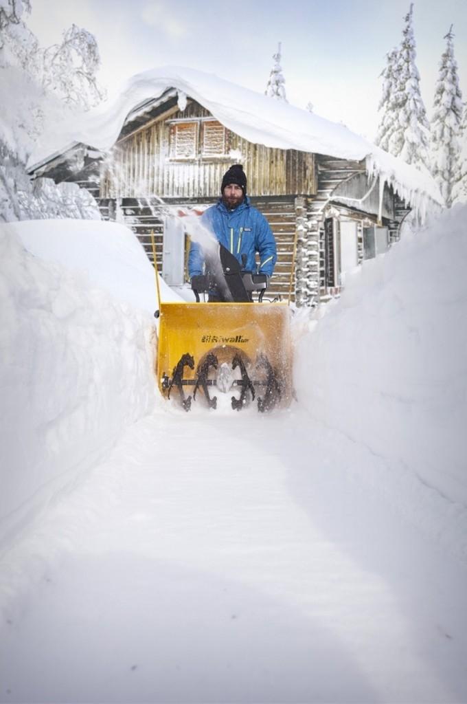 Ani velké přívaly sněhu nás nepřekvapí