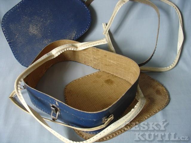 Renovace a zdobení dětského kufříku