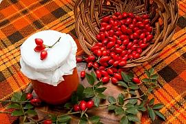 Šípkové podzimní speciality pro mlsné jazýčky