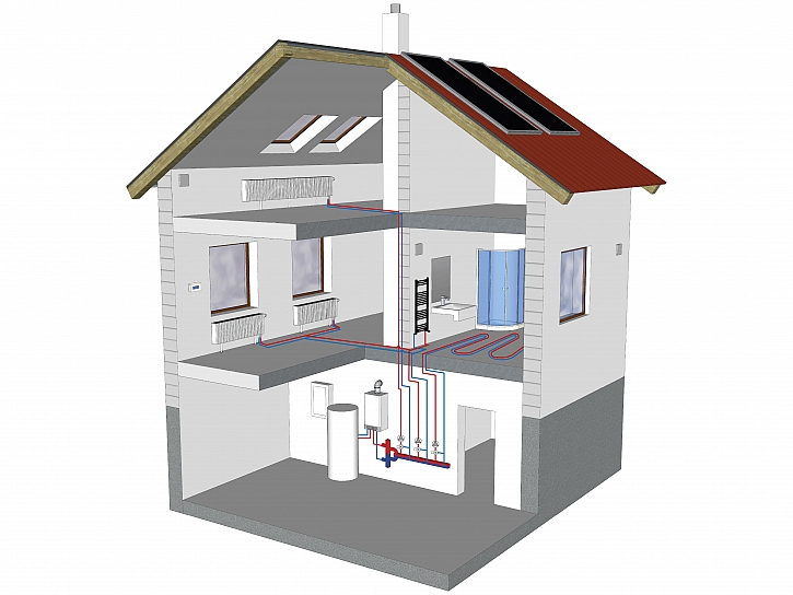Příprava a údržba topného systému před zimou (Zdroj: Thermona)
