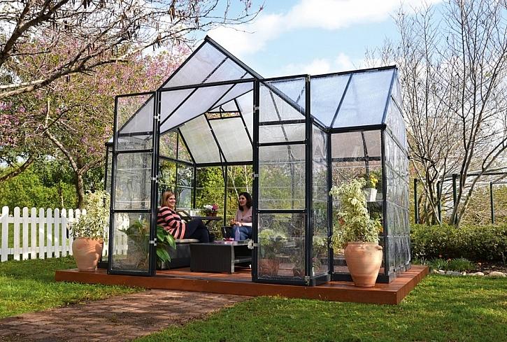 Jak postavit skleník
