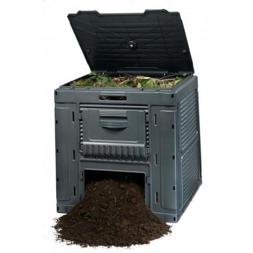 KETER E-Kompostér 470l, černý