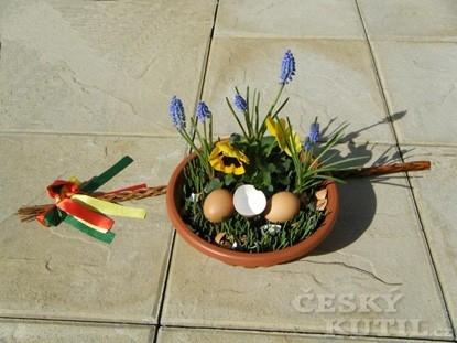 Dekorace s vůní jara