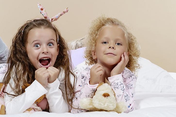 Rozvíjejte přirozenou dětskou duši pomocí volné hry (Zdroj: Depositphotos)