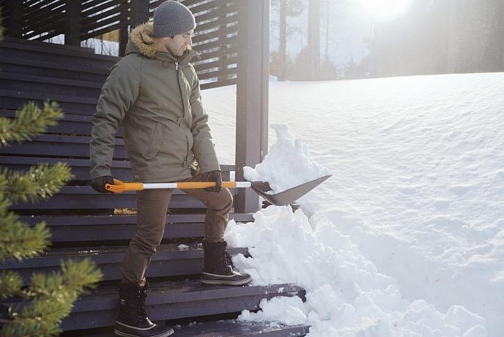 Pomocníci pro odklízení sněhu na každý den