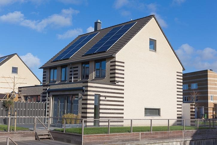 Systém KombiGas vám umožní bezproblémové vedení instalace například k solární technice.