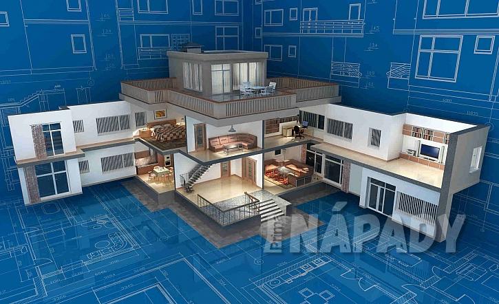 Vizualizaci domu získáte od bytového designéra i od architekta (Zdroj: Depositphotos.com)