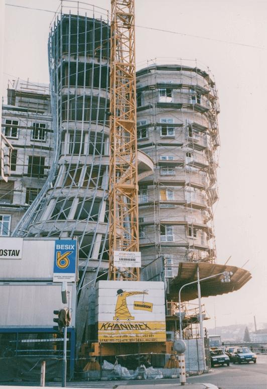 D Stavba TD 1995