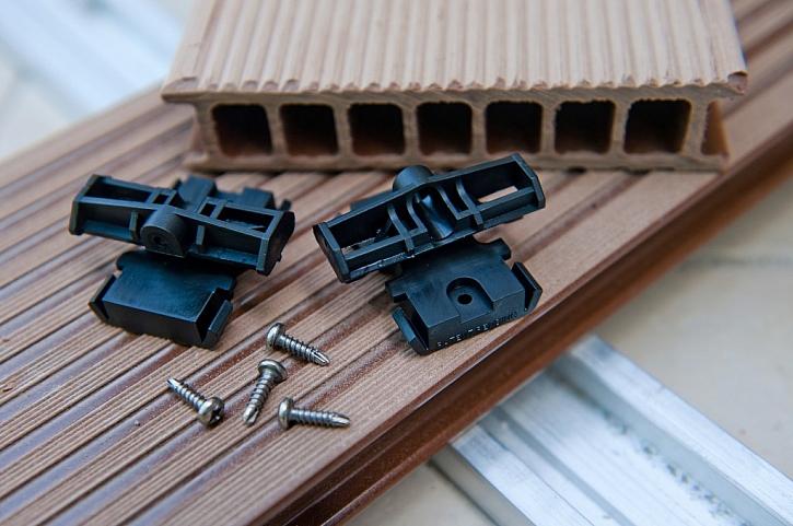 Komponenty terasového systému Twinson