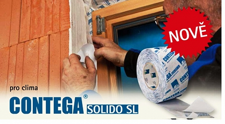 Nové okenní pásky pro clima®