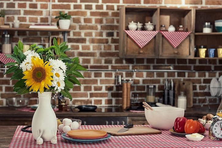 Jak na zdravé bydlení? Nepodceňujte vybavení v domácnosti (Zdroj: Depositphotos)