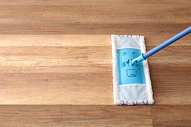 Správná péče o laminátovou podlahu