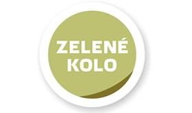 Logo pořadu ZELENÉ KOLO, s r.o.