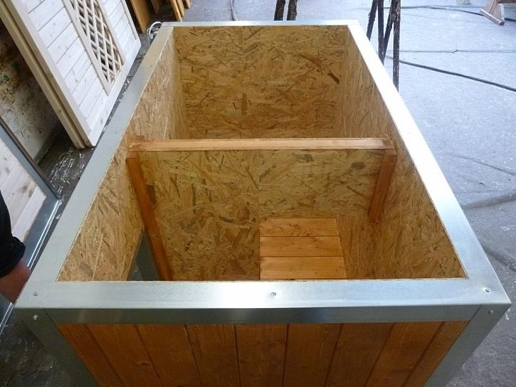 Komfortní 1+1 s odklápěcí střechou