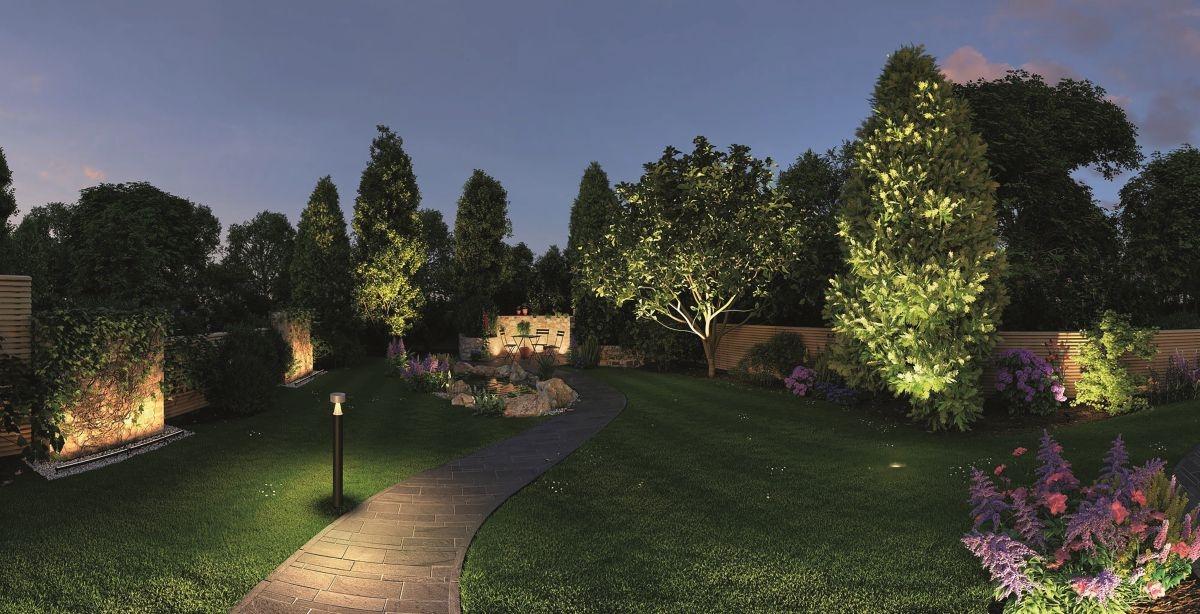 Jak vybrat zahradní osvětlení