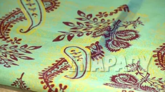 Textilní tisk
