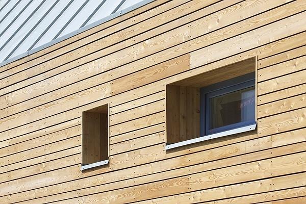 Nulová péče o dřevěnou fasádu