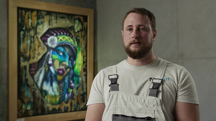3. díl: TwinArt - kreativní malíři - TV verze