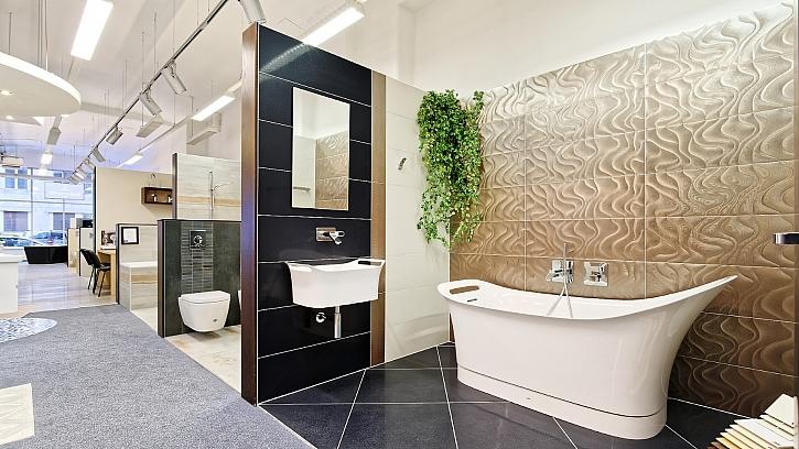 Dopřejte si ve své koupelně pořádný luxus