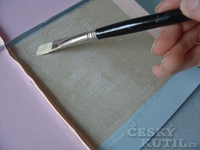 Výroba originálního obrázku ze spirálek papíru