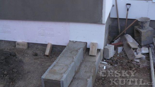 Dřevostavba na vlastní kůži 72. díl - dokončování schodů