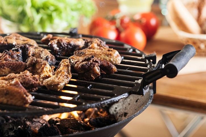 Vyzkoušejte zajímavé recepty na gril