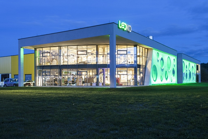 Dům světel - showroom LEDKO - se neustále rozvíjí, přijďte se přesvědčit i vy