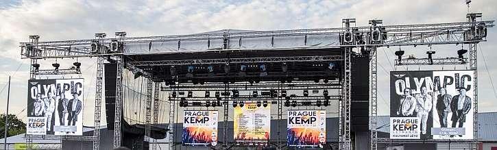 Hudební léto si vychutnejte na minifestivalech v srpnu v pražských Letňanech