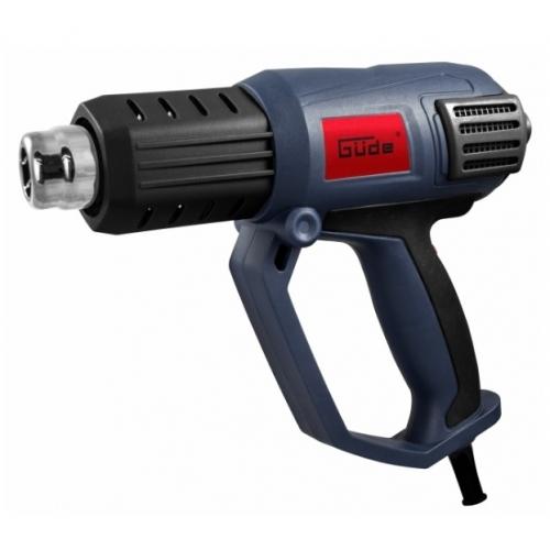 GÜDE HLG 600-2000 LED Horkovzdušná pistole, 58191