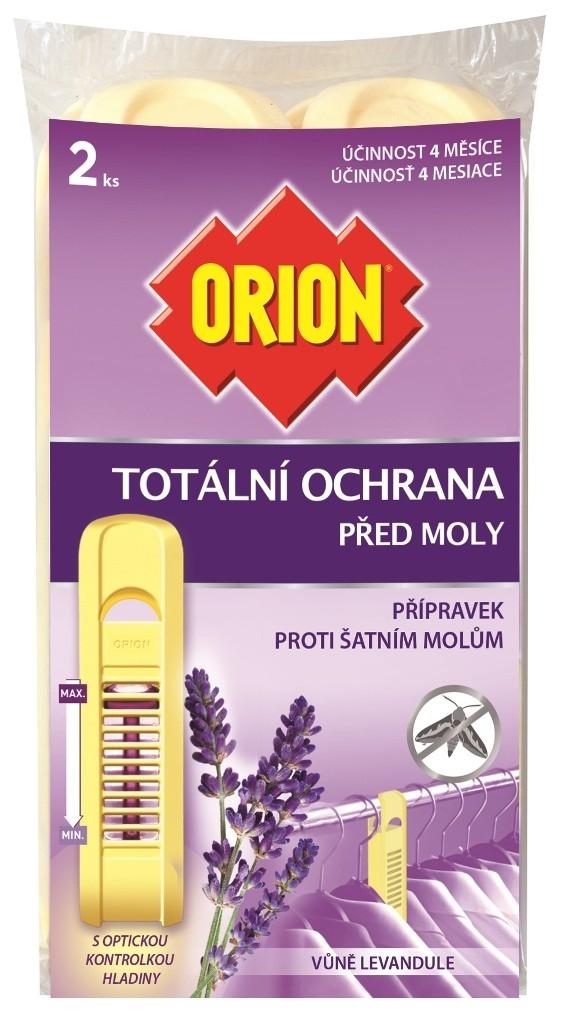 Orion – šatní skříně bez molů