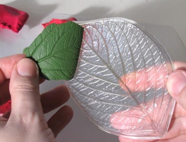 Výroba Vánoční hvězdy z modelovací hmoty