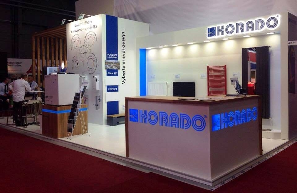 Česká společnost KORADO zve na veletrh FOR ARCH 2018