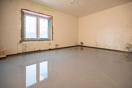 V 22. dílu Online stavebního deníku se bude dělat suchá i mokrá podlaha